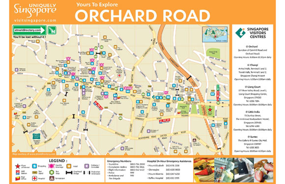 orchardroadjpg – Singapore Tourist Map