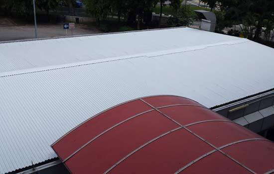 Metal Roof 3