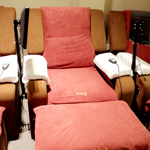 King Leisure Interior