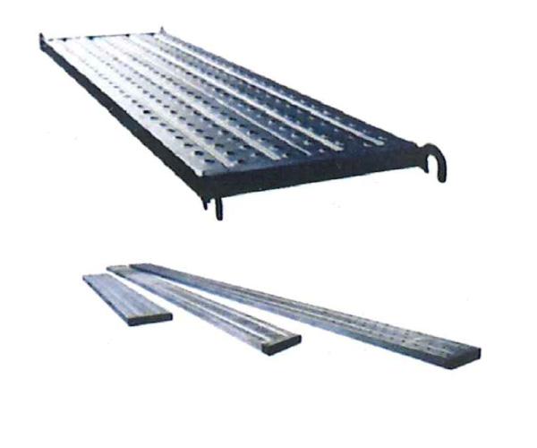 Cat Walk & Steel Plank