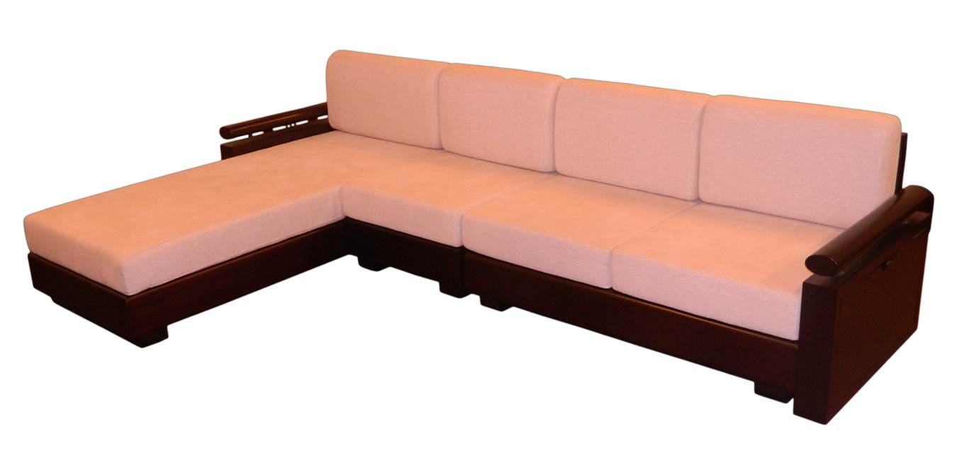 L shaped sofa oriental style sofa kualitas tinggi modern for Box type sofa designs