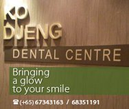 Ko Djeng Dental Centre Pte Ltd