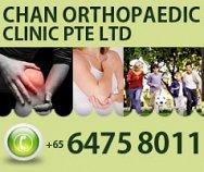 Chan Orthopaedic Clinic Pte Ltd