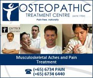 Osteopathic Treatment Centre
