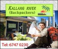Kallang River Backpackers