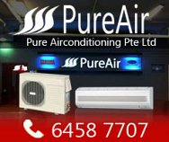 Pure Airconditioning Pte Ltd