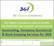361 Degree Consultancy Pte Ltd