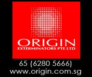 Origin Exterminators Pte Ltd