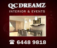 QC Dreamz Interior Events
