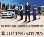 DownTown Travel Services Pte Ltd