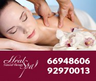 Heal Spa Natural Therapy