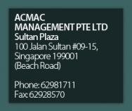 ACMAC Management Pte Ltd