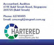 Chartered Management Consultants Pte Ltd