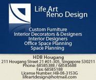 Life Art Reno Design