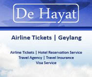 De Hayat Travel & Services Pte Ltd