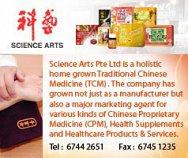 Science Arts Co Pte Ltd