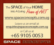 Space Concepts Design Pte Ltd