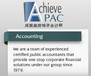 Achieve PAC