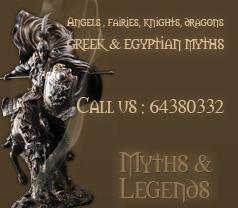 Myths & Legends Collection Photos