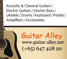 Guitar Alley Photos