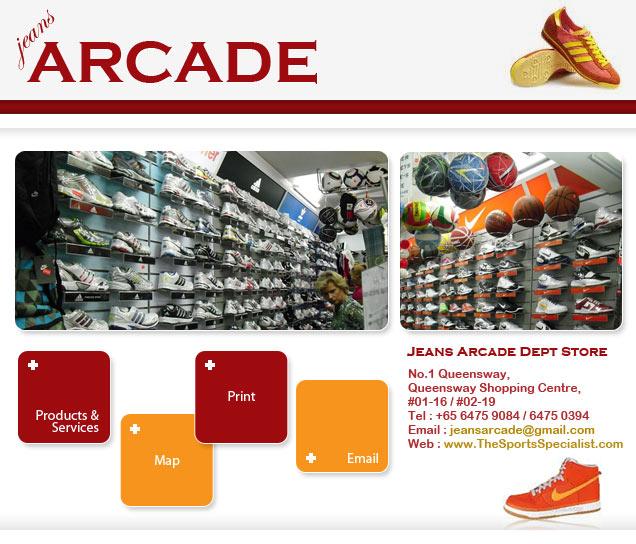 Jeans Arcade Departmental Store Photos
