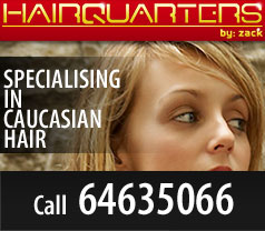 Hairquarters by Zack Photos