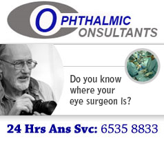 Ophthalmic Consultants Pte Ltd Photos