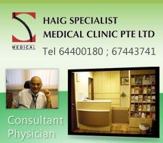 Haig Specialist Medical Clinic Pte Ltd Photos
