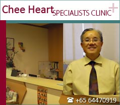 Chee Heart Specialists Clinic Pte Ltd Photos