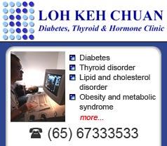 Loh Keh Chuan Diabetes, Thyroid & Hormone Clinic Photos