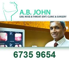 A B John Ear, Nose & Throat (ENT) Clinic & Surgery Pte Ltd Photos