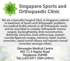 Singapore Sports & Orthopaedic Services Pte Ltd Photos