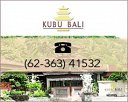 Kubu Bali Photos