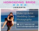 Hongkong Bride Photos