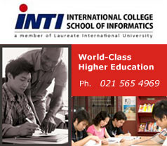 Inti College Photos