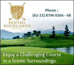 Sentul Highlands Golf Club Photos