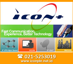 PT Indonesia Comnets Plus (ICON+  ) Photos