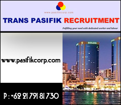 Trans Pasifik Recruitment Photos
