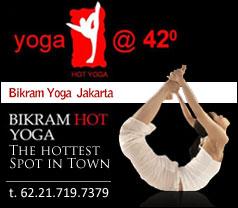 Bikram Yoga Jakarta Photos