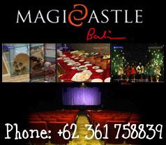 Magic Castle Bali Photos