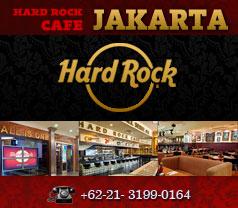 Hard Rock Cafe Jakarta Photos