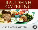 Raudhah Catering Photos