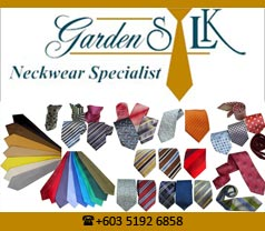 Garden Silk Marketing Photos