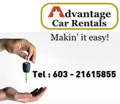 Advantage Car Rentals Sdn Bhd Photos