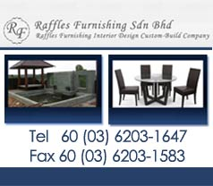 Raffles Furnishings Photos