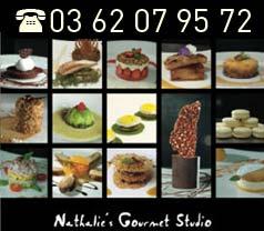 Nathalie's Gourmet Studio Photos