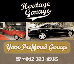 Heritage Garage Photos