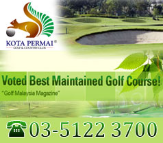 Kota Permai Golf & Country Club Photos
