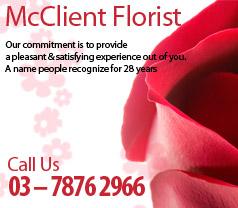 McClient Florist Photos