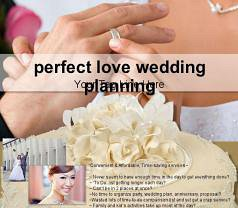 Perfect Love Wedding Planning Photos